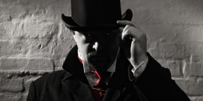 Jack the Ripper Was a Vampire