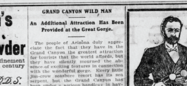 1903 Article About the Mongollon Monster