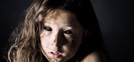 The Legend of The Spooky Black Eyed Children