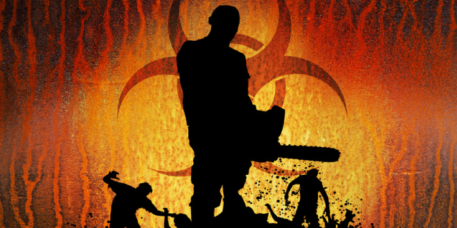 Zombie Apocalypse Quiz: Which Weapons Would Suck During A Zombie Attack?