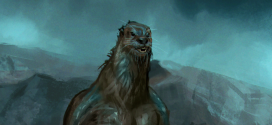 According to legend, the Otterman is known for its cruelty and sinister nature which is considered both malicious and evil.