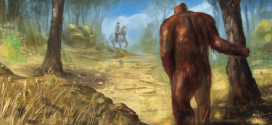 Located in the pine flatwoods of Putnam County, Bardin is the home of a suspected regional Florida Bigfoot affectionately called The Bardin Booger.