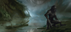 Known locally by their Cajun name, rougarou, these large and terrifying creatures make their home in the swampland around Acadiana and New Orleans.