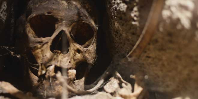 Vampire Graves Unearthed In Connecticut